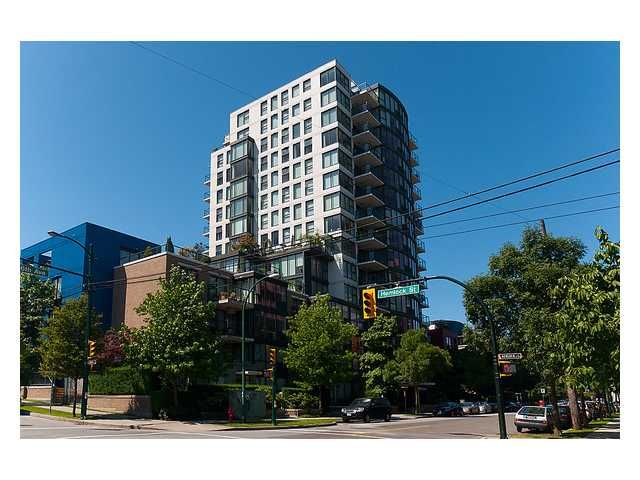 """Main Photo: 304 1428 W 6TH Avenue in Vancouver: Fairview VW Condo for sale in """"SIENA"""" (Vancouver West)  : MLS®# V898930"""