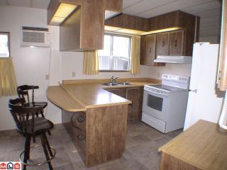 """Photo 8: 195 3665 244TH Street in Langley: Otter District Manufactured Home for sale in """"LANGLEY GROVE ESTATES"""" : MLS®# F1027442"""