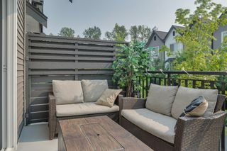 """Photo 8: 40 2310 RANGER Lane in Port Coquitlam: Riverwood Townhouse for sale in """"Fremont Blue by Mosaic"""" : MLS®# R2195292"""