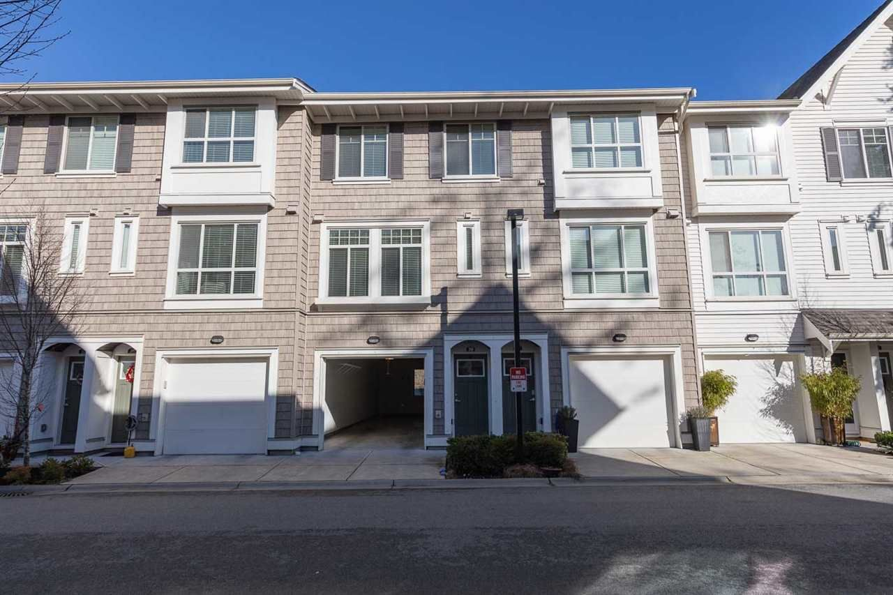 "Main Photo: 39 1708 KING GEORGE Boulevard in Surrey: King George Corridor Townhouse for sale in ""George"" (South Surrey White Rock)  : MLS®# R2534549"