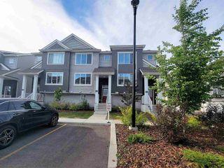 Photo 3: 34 2121 HADDOW Drive in Edmonton: Zone 14 Townhouse for sale : MLS®# E4250446