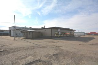 Main Photo: 8715 100 Avenue in Fort St. John: Fort St. John - City NE Industrial for sale (Fort St. John (Zone 60))  : MLS®# C8020240