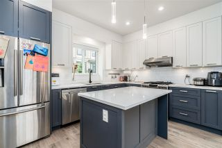"""Photo 3: 7 188 WOOD Street in New Westminster: Queensborough Townhouse for sale in """"River"""" : MLS®# R2585516"""