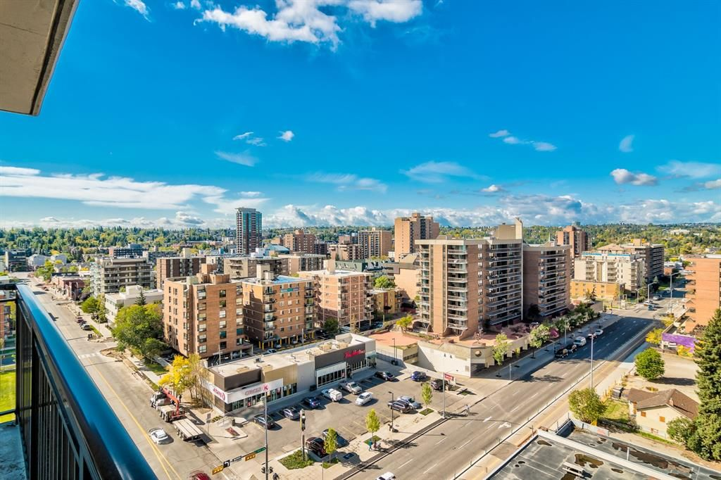 Main Photo: 1205 1110 11 Street SW in Calgary: Beltline Apartment for sale : MLS®# A1145057