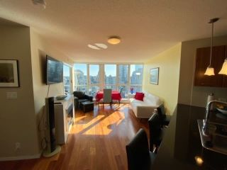 """Photo 3: 2606 1199 SEYMOUR Street in Vancouver: Downtown VW Condo for sale in """"BRAVA"""" (Vancouver West)  : MLS®# R2590531"""