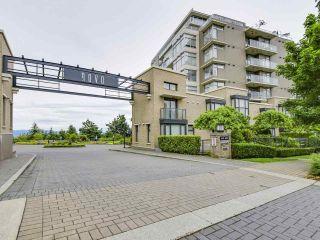 "Main Photo: 701 9298 UNIVERSITY Crescent in Burnaby: Simon Fraser Univer. Condo for sale in ""NOVO ONE"" (Burnaby North)  : MLS®# R2179406"