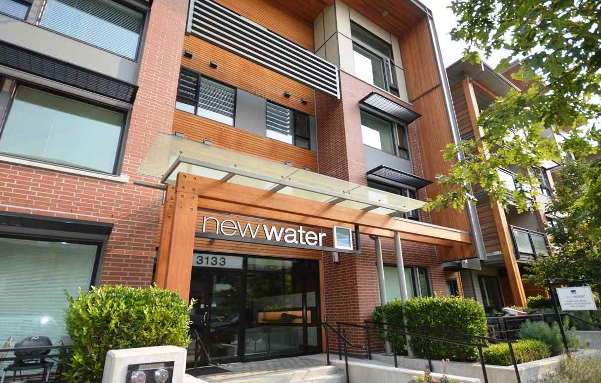 """Main Photo: 317 3133 RIVERWALK Avenue in Vancouver: Champlain Heights Condo for sale in """"NEW WATER"""" (Vancouver East)  : MLS®# R2209897"""