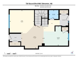 Photo 30: 724 SECORD Boulevard in Edmonton: Zone 58 House for sale : MLS®# E4236765