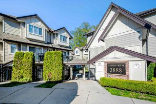 """Photo 17: 225 3888 NORFOLK Street in Burnaby: Central BN Townhouse for sale in """"PARKSIDE GREENE"""" (Burnaby North)  : MLS®# R2575383"""