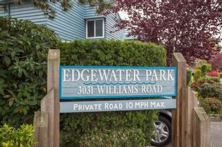 """Photo 1: 104 3031 WILLIAMS Road in Richmond: Seafair Townhouse for sale in """"EDGEWATER PARK"""" : MLS®# R2513589"""