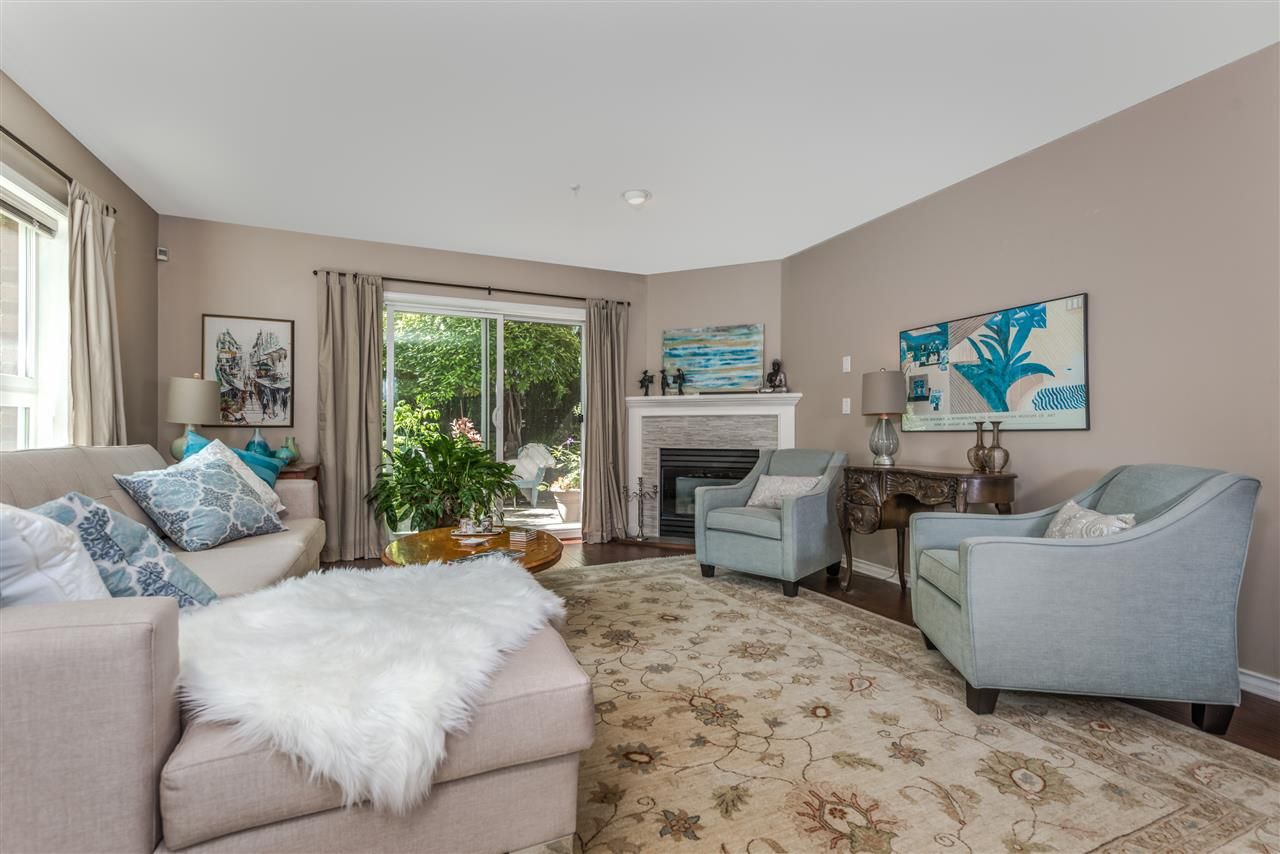 Main Photo: 103 2577 WILLOW STREET in Vancouver: Fairview VW Condo for sale (Vancouver West)  : MLS®# R2081275