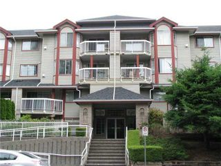 """Photo 1: 308 1215 PACIFIC Street in Coquitlam: North Coquitlam Condo for sale in """"PACIFIC PLACE"""" : MLS®# V1041446"""