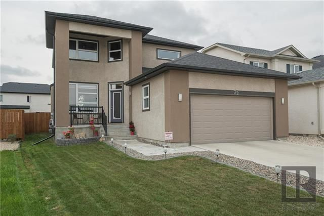 Photo 1: Photos: 39 Murray Rougeau Crescent in Winnipeg: Canterbury Park Residential for sale (3M)  : MLS®# 1822340
