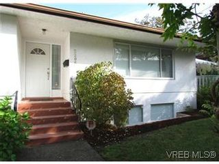 Photo 1: 2205 Victor Street in VICTORIA: Vi Fernwood Residential for sale (Victoria)  : MLS®# 300654