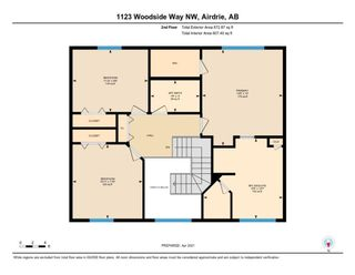 Photo 44: 1123 Woodside Way NW: Airdrie Detached for sale : MLS®# A1090887