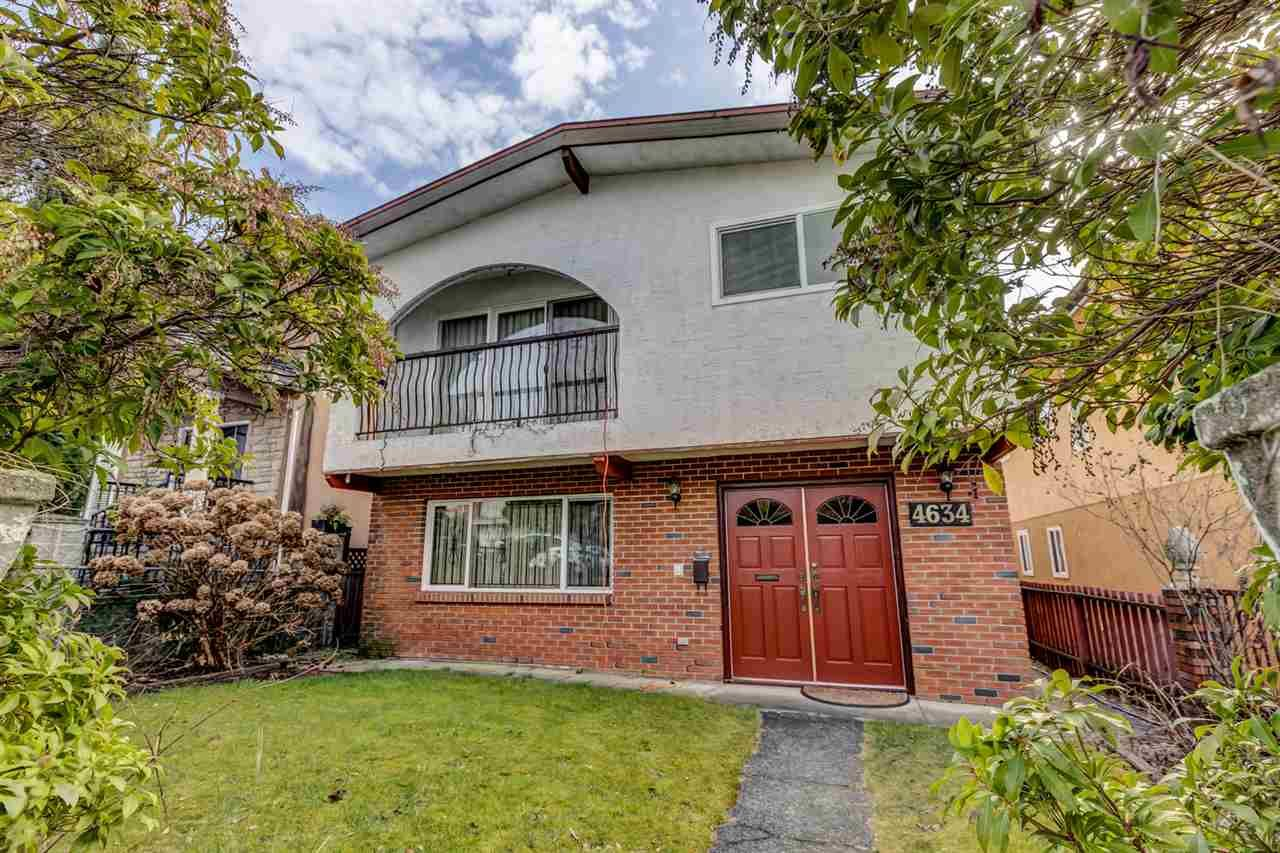 Main Photo: 4634 UNION Street in Burnaby: Brentwood Park House for sale (Burnaby North)  : MLS®# R2547224