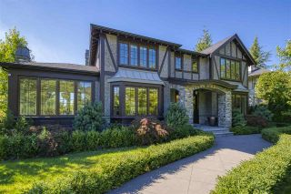 Main Photo: 4281 PINE Crescent in Vancouver: Shaughnessy House for sale (Vancouver West)  : MLS®# R2493497