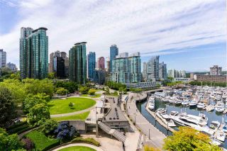"""Photo 23: 803 323 JERVIS Street in Vancouver: Coal Harbour Condo for sale in """"ESCALA"""" (Vancouver West)  : MLS®# R2591803"""
