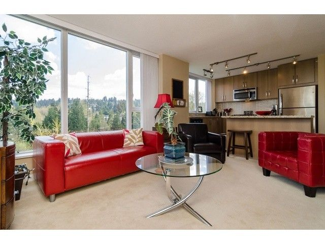 "Main Photo: 1008 660 NOOTKA Way in Port Moody: Port Moody Centre Condo for sale in ""NAHANNI AT KLAHANIE"" : MLS®# V1000505"