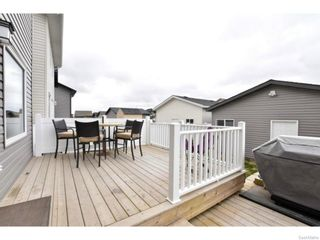 Photo 40: 8806 HINCKS Lane in Regina: EW-Edgewater Single Family Dwelling for sale (Regina Area 02)  : MLS®# 606850