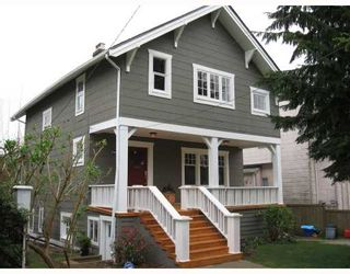 Main Photo: 792 E 54TH Avenue in Vancouver: South Vancouver House for sale (Vancouver East)  : MLS®# V690205