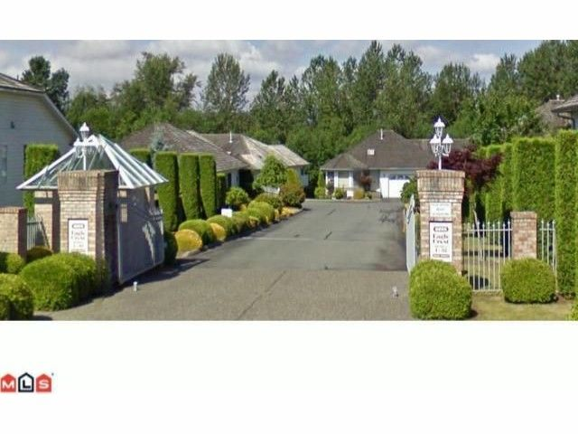 """Main Photo: # 9 3293 FIRHILL DR in Abbotsford: Abbotsford West Condo for sale in """"Eaglecrest"""" : MLS®# F1105284"""