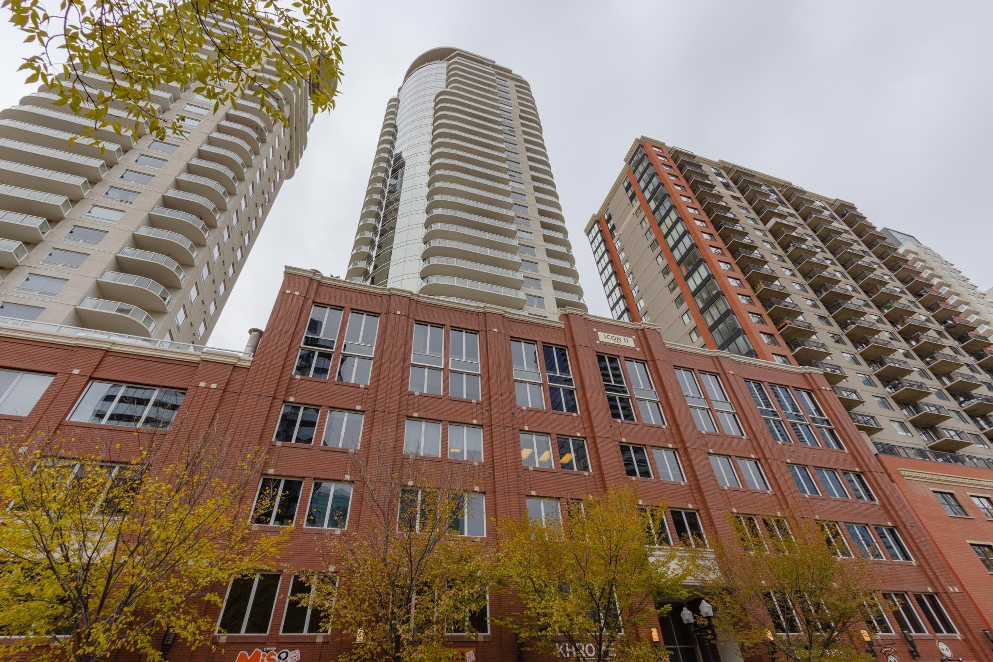 Main Photo: 3102 10152 104 Street in Edmonton: Zone 12 Condo for sale : MLS®# E4266181