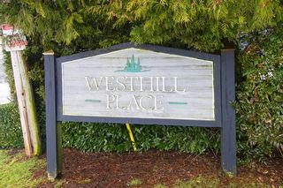 """Photo 1: 117 200 WESTHILL Place in Port Moody: College Park PM Condo for sale in """"WESTHILL PLACE"""" : MLS®# R2158066"""