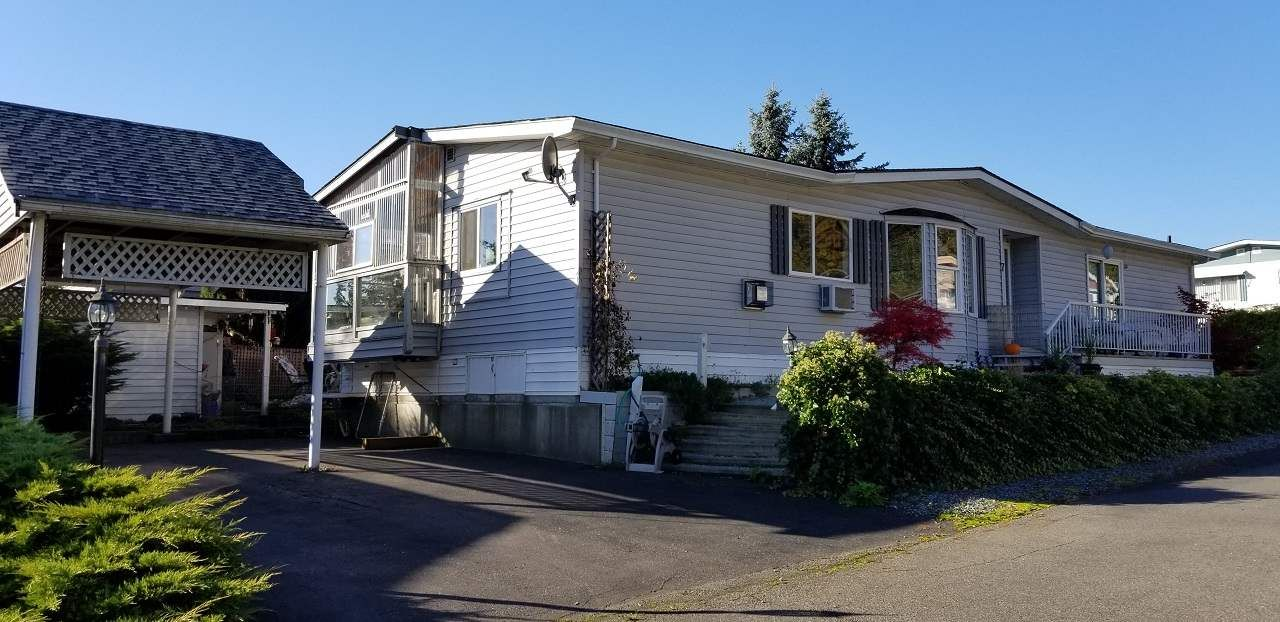 Main Photo: 7 27111 0 AVENUE in : Aldergrove Langley Manufactured Home for sale : MLS®# R2371911