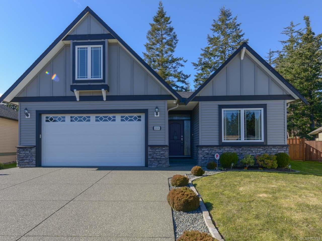 Main Photo: 309 FORESTER Avenue in COMOX: CV Comox (Town of) House for sale (Comox Valley)  : MLS®# 752431