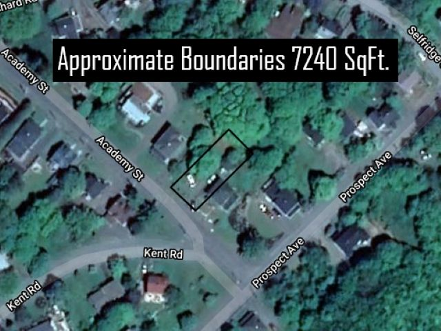 Main Photo: Lot Academy Street in Kentville: 404-Kings County Vacant Land for sale (Annapolis Valley)  : MLS®# 202109204