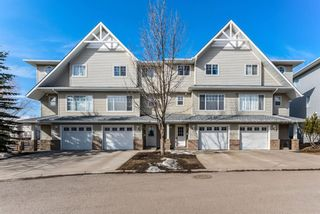 Photo 2: 6 Crystal Shores Cove: Okotoks Row/Townhouse for sale : MLS®# A1080376