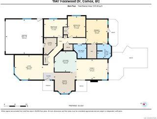 Photo 38: 1647 Foxxwood Dr in Comox: CV Comox (Town of) House for sale (Comox Valley)  : MLS®# 882588