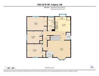 Photo 29: 3303 39 Street SE in Calgary: Dover Detached for sale : MLS®# A1084861