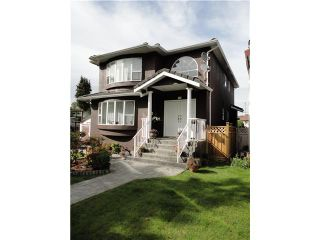 Photo 1: 2775 CHEYENNE Avenue in Vancouver: Collingwood VE House for sale (Vancouver East)  : MLS®# V833362