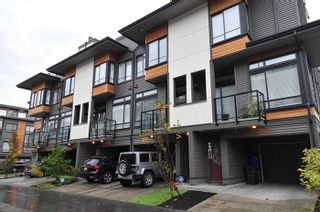 """Photo 1: 81 7811 209 Street in Langley: Willoughby Heights Townhouse for sale in """"EXCHANGE"""" : MLS®# R2121302"""