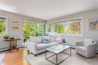 """Photo 2: 405 1930 MARINE Drive in West Vancouver: Ambleside Condo for sale in """"Park Marine"""" : MLS®# R2577274"""