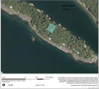 Photo 21: LOT 23 Secret Island in Gulf Islands: GI Gulf Isl Other Land for sale : MLS®# 851272