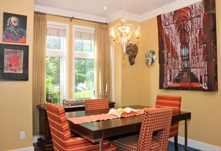 Photo 8: 1709 MAPLE Street in Vancouver: Kitsilano Townhouse for sale (Vancouver West)  : MLS®# V1066186