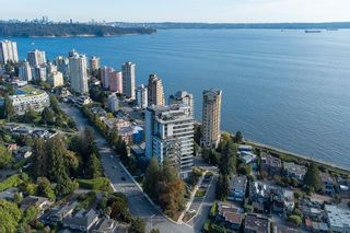 """Photo 28: 402 2289 BELLEVUE Avenue in West Vancouver: Dundarave Condo for sale in """"Bellevue by Cressey"""" : MLS®# R2620087"""