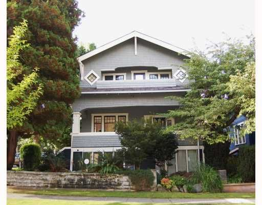 """Main Photo: 901 W 23RD Avenue in Vancouver: Cambie House for sale in """"DOUGLAS PARK"""" (Vancouver West)  : MLS®# V749791"""