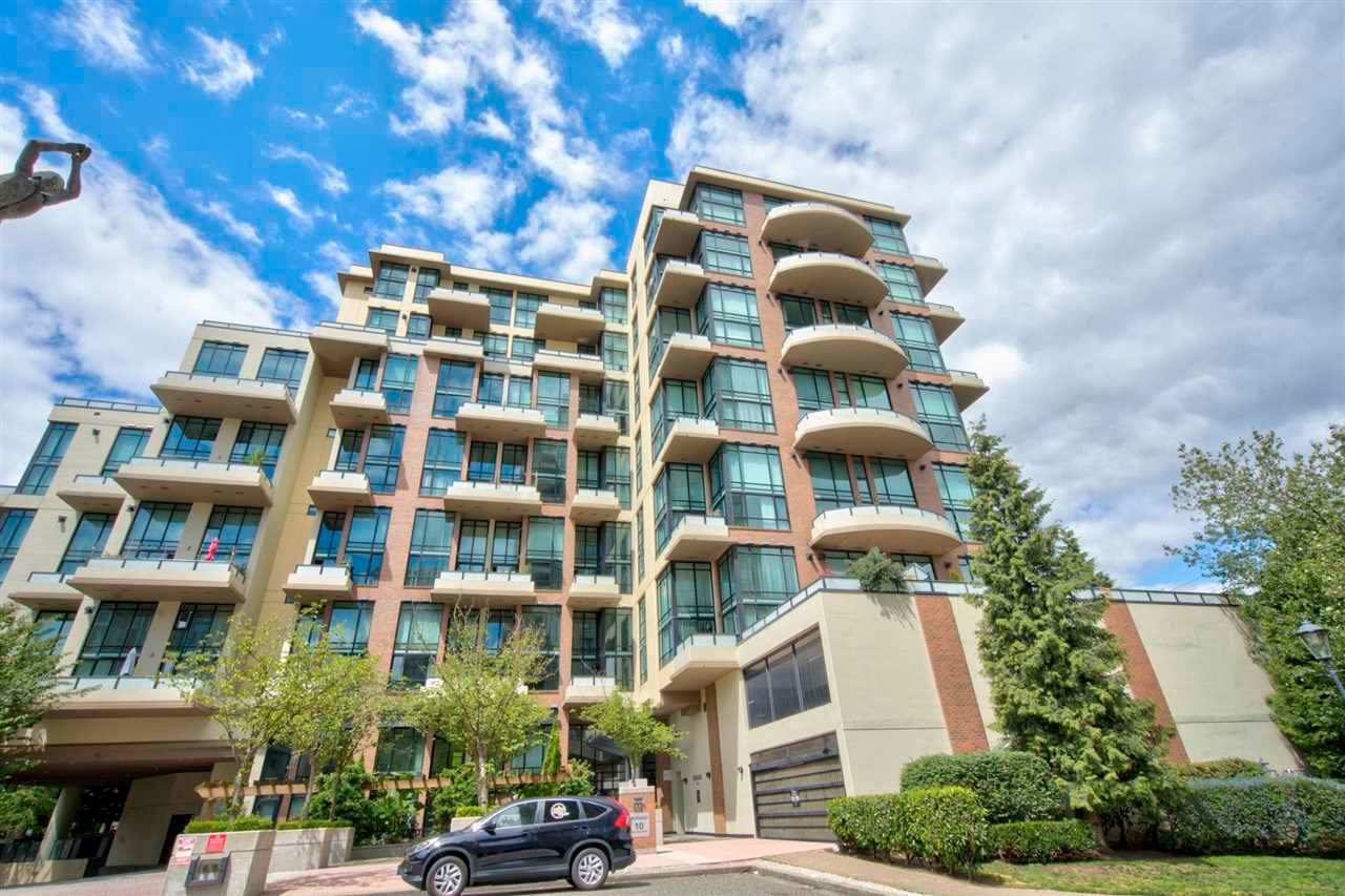 """Main Photo: 402 10 RENAISSANCE Square in New Westminster: Quay Condo for sale in """"MURANO LOFTS"""" : MLS®# R2591537"""