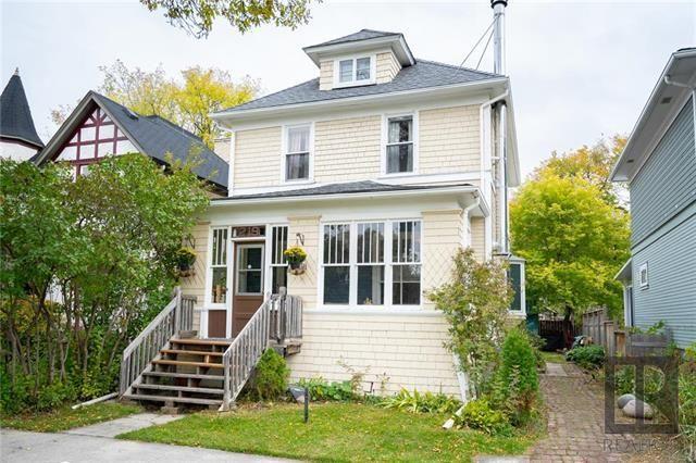Main Photo: 219 Aubrey Street in Winnipeg: Wolseley Residential for sale (5B)  : MLS®# 1826374