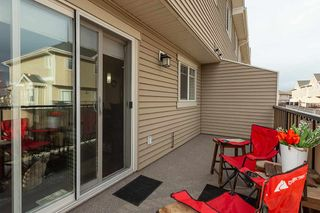 Photo 20: 27 675 ALBANY Way in Edmonton: Zone 27 Townhouse for sale : MLS®# E4237540