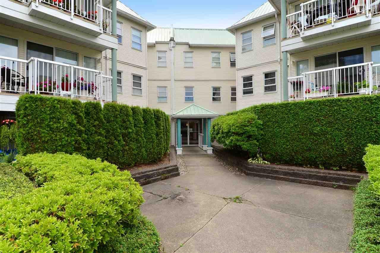 Main Photo: 111 9763 140 Street in Surrey: Whalley Condo for sale (North Surrey)  : MLS®# R2088182