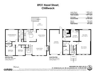 Photo 33: 8931 HAZEL Street in Chilliwack: Chilliwack E Young-Yale House for sale : MLS®# R2624461