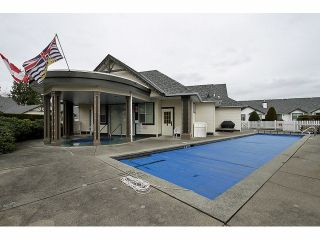 """Photo 18: 115 19649 53RD Avenue in Langley: Langley City Townhouse for sale in """"Huntsfield Green"""" : MLS®# F1406703"""