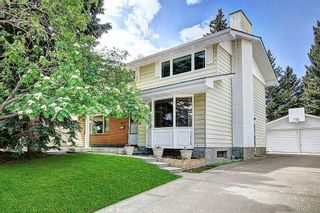 Main Photo: 3436 Underwood Place NW in Calgary: University Heights Detached for sale : MLS®# A1143915