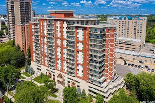 Photo 1: 801 902 Spadina Crescent East in Saskatoon: Central Business District Residential for sale : MLS®# SK863827