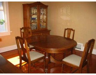 Photo 3: 3285 W 12TH AV in Vancouver: Kitsilano House for sale (Vancouver West)  : MLS®# V550471